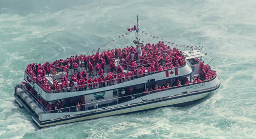 20,000 Photos In 2 Weeks: How Hornblower Niagara Cruises Used CrowdRiff To Build a Visual Content Library Valued at $30,000