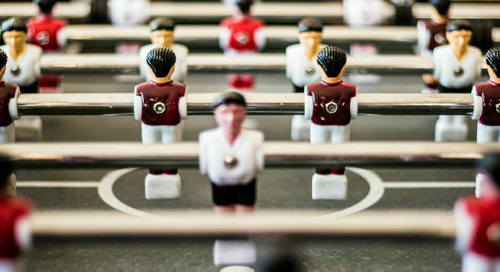 CrowdRiff's Perks vs. Benefits: Why We Value Family Before Foosball