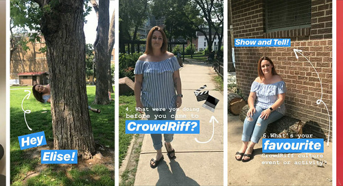 10(ish) Questions with a CrowdRiffer: Elise, Director of Customer Success