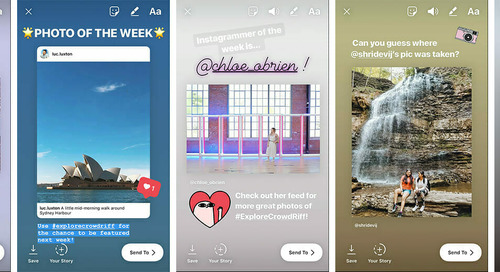 How Instagram's Newest Release Helps DMOs Spotlight Content from Partners & Fans
