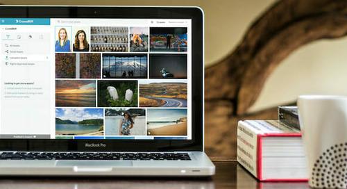 Celebrating the Newest Release of CrowdRiff's Visual Marketing Platform