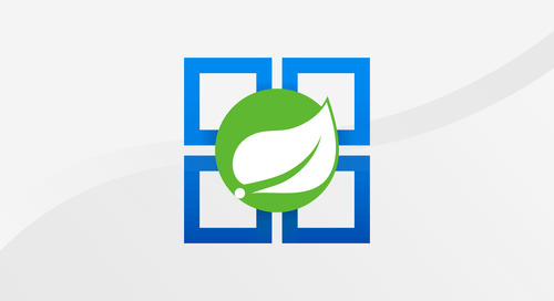 Azure Spring Cloud: A New Way to Run Spring Boot Apps Atop Kubernetes