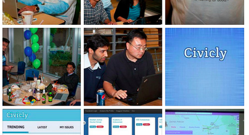 Students Compete Building Apps on Cloud Foundry for Social Good