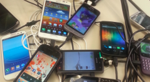 Automating the Mobile Device