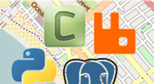 An Architecture for Real-Time Geo-tracking with Python, Celery, RabbitMQ, and More