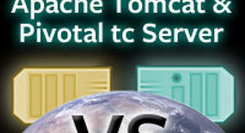 Part One: Comparing Apache Tomcat and Pivotal tc Server