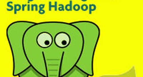 Hadoop 101: Spring Batch with Spring Hadoop