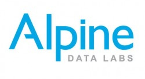 Alpine Data Labs Harnesses the Power of Pivotal's 1000-Node Analytics Workbench