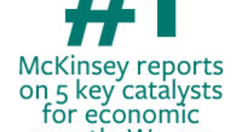 McKinsey on Big Data Analytics: The #1 Key to US Economic Growth?
