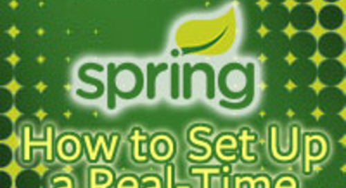 3 Steps to Help Migrate Spring Apps to Real Time Data Grids