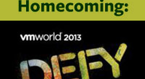 Cloud Foundry Momentum Continues to Build at VMworld with Pivotal CF Announcement