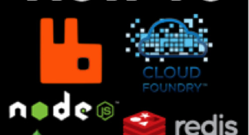 How to Apply Messaging to Cloud Apps with RabbitMQ, Node.js, Redis, and More