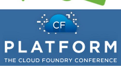 The Pivotal Buzz: Spring IO, CloudBeat, PlatformCF and SpringOne2GX