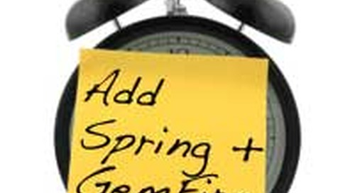 Adding Years to Your RDBMS by Scaling with Spring and NoSQL