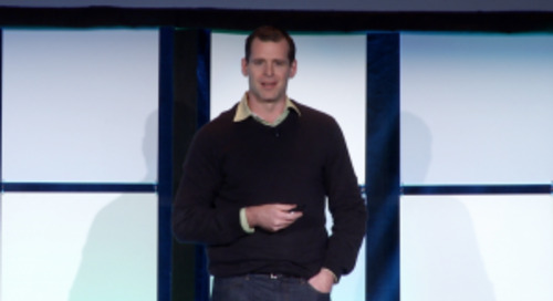 Josh Klahr at Strata: The Impact and Value of the Data-Driven Enterprise