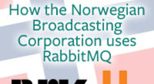 Case Study: How Norwegian Broadcasting Corporation uses RabbitMQ