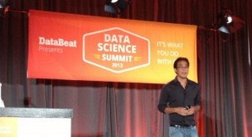 Doing More With Data at the Data Science Summit 2013