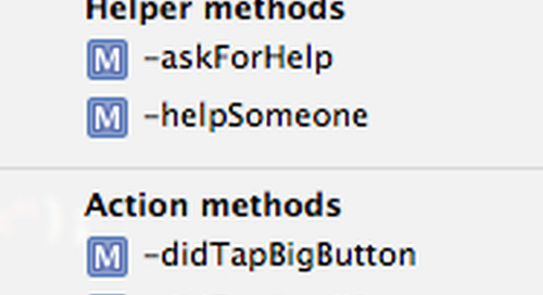 Rails to iOS: What the *&@#^ are these symbols in my code?