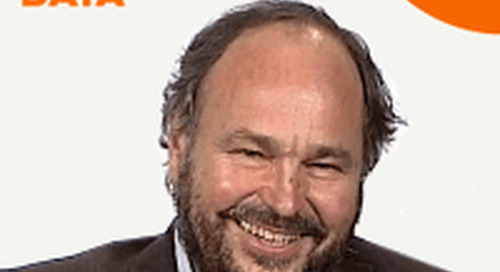 Paul Maritz at Structure: Hadoop is Just One Ingredient of a 'Profound Shift' in Software