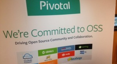 Pivotal Debuts at ApacheCon North America 2014: Thanks For Having Us!