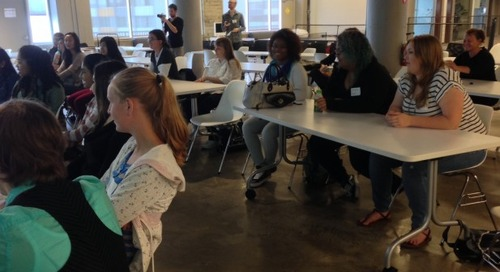 Pivotal Connects 'Girls Who Code' With Data Science and Agile Software Development