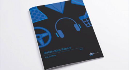 U.K. Retail Apps Report – 2014 Edition Launched