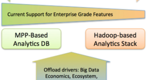 Why MPP-based Analytical Databases Are Still Key For Enterprises