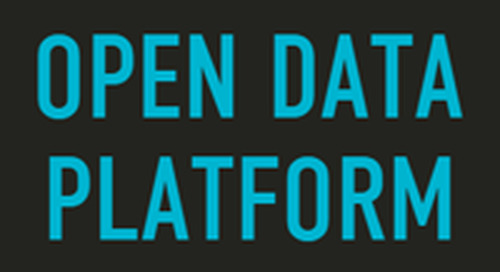 "Open Data Platform Initiative: Putting an End to ""Faux-pen"" Source Apache Hadoop Distributions"