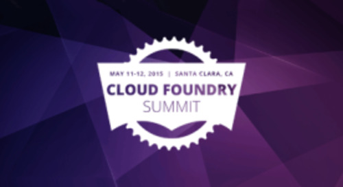 Digital Transformation at the Cloud Foundry Summit & Where to Find Us