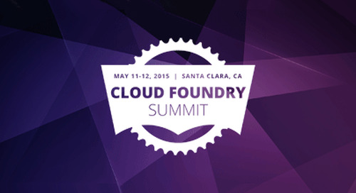 Diversity at the Cloud Foundry Summit