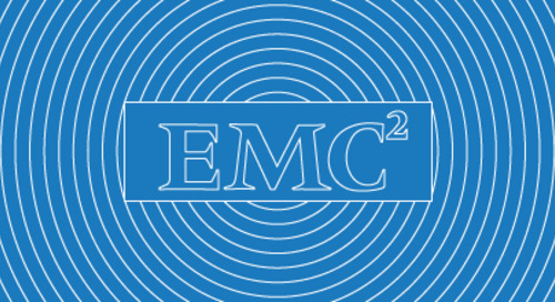 EMC IT: Using Pivotal Cloud Foundry to Streamline Product Licensing