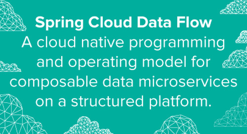 Introducing Spring Cloud Data Flow