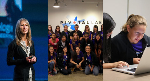 Pivotal Releases Diversity Data For The First Time