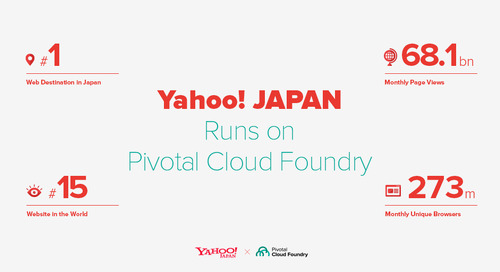Yahoo! JAPAN To Build Largest Open Source-Based Cloud Platform