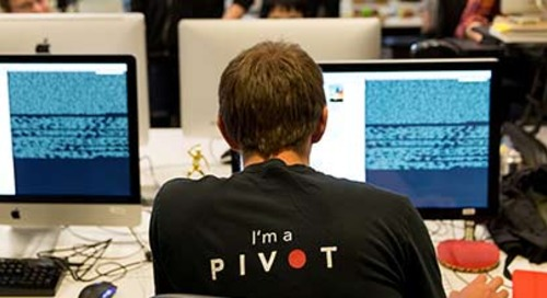 Pivots Are What Set Pivotal Apart