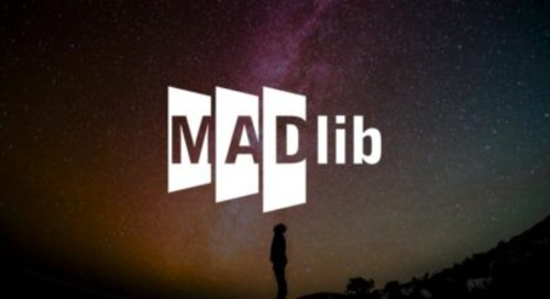 Support Vector Machines in Apache MADlib