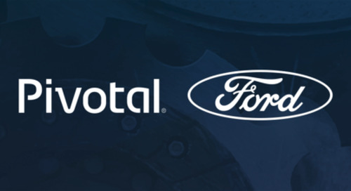 How Ford Is Revolutionizing The Auto Industry With Pivotal And Microsoft