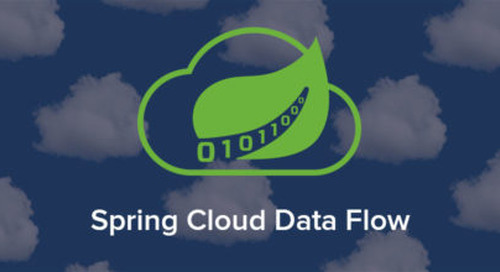 Data Goes Cloud-Native With The New Spring Cloud Data Flow