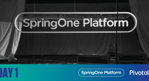 SpringOne Platform—A Movement Comes of Age