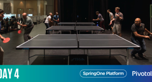 Final Call—Parting Shots From SpringOne Platform