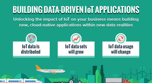 Building Data-Driven IoT Applications