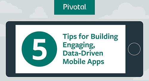 5 Tips for Building Engaging, Data-Driven Mobile Apps