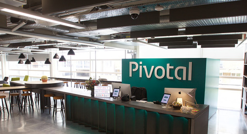 Pivotal Launches London Innovation Hub to Accelerate Digital Transformation for UK Businesses