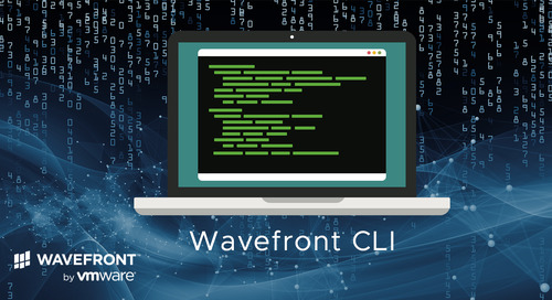 Commanding the Waves Using the Wavefront CLI