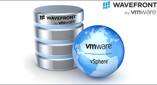 Monitor vSphere with Wavefront: An In-Depth Walkthrough