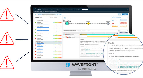 New: Wavefront Distributed Tracing Enhanced with Span Logs, Alerting Context, and Unified Views