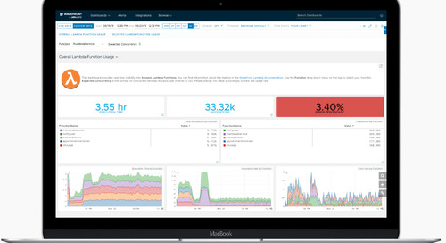 Serverless Metrics Analytics & Monitoring: Real-Time and Per-Second Visibility of Your AWS Lambda Functions