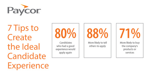 7 Tips to Create the Ideal Candidate Experience