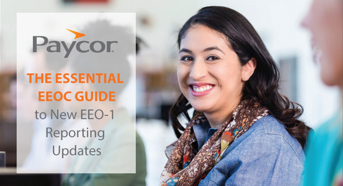 The Essential EEOC Guide to New EEO-1 Reporting