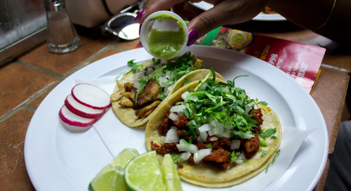 Top 5 Places for Tacos in Jersey City